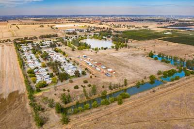 Drone Services - Caravan Park, Midland Highway, Mooroopna